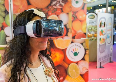 Gafas 3D Feria tecnología IFEMA