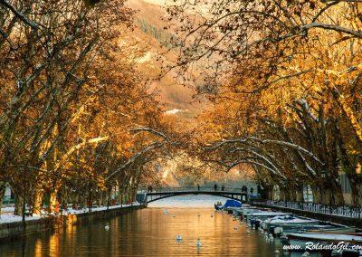 Canal de Annency