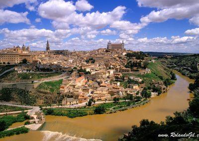 Ciudad de Toledo, España