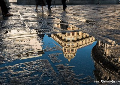Reflejo en Genova